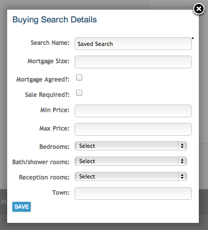 Applicant buying search